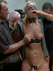 Hot 19 Year old Blonde gets...