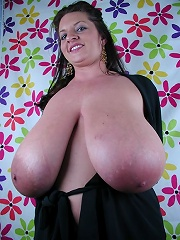 Real Huge Boobs No Bra
