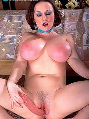 Busty brunet Asian pornceleb sandee westgate flaunting her body.