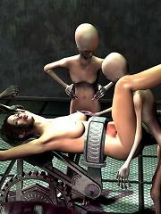 Adult 3D BDSM Comics