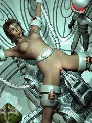 Hardcore 3D BDSM Comics