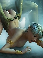 The whole World of Warcraft porn 3D scene appears to be really amazing!
