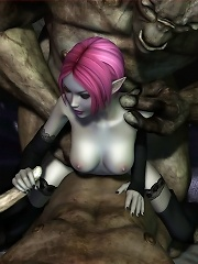 Perfect Peasant girl poses naked and gets fucked