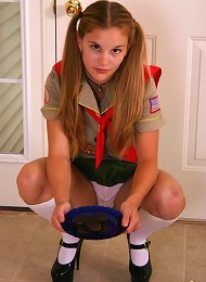 Emily sells cookies to you