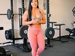 Yes Fitness Hot Ass Hot Cameltoe 85