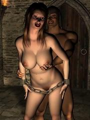 Porn BDSM 3D Comics