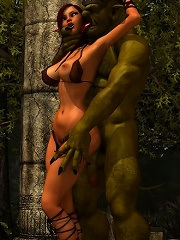 The Warcraft porn babes in this picture is too much proper