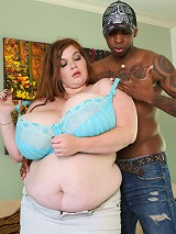 Lexxxis first ever interracial hardcore action packed scene!
