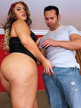Sabella Monize is back and looking hotter and sexier than ever. This amazing bbw young latina babe has got an ass to die for. I mean I just want to la