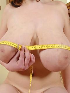 Big Titted Redhead