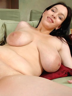 Busty Mom in Action