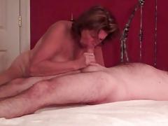 Mature Big Tits Queen Martiddds: Blowjob Compilation