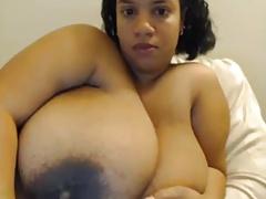 Huge Black Titties Part 1