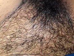 Surya Fucking Hot Wife Fingering Hairy Pussy