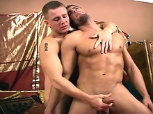 This scene gets hotter and hotter as it goes on. Hot and wet