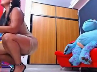 Hot Babe Solo Squirting