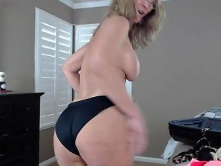 Help Step Mom Pick Out A Bikini