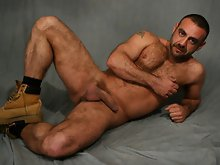"""When we met this steaming hot daddy during the shoot of our movie, """"Daddy Hunt 3"""", everyone's knees buckled just a little. Manu's"""