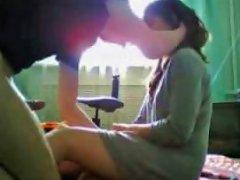 Amateur Shy Girl Gets Filmed amateur sex