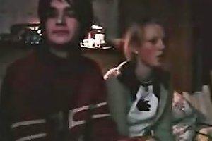 Homemade Cute Blonde Teen Giving Super Hot Blowjob Caught By Hidden Spy Cam