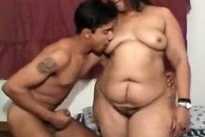 Plumpy Indian Wife Sex