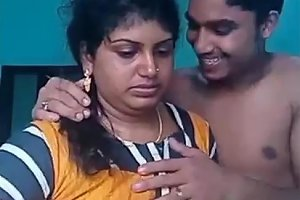 Indian Husband And Wife Morning Romance