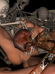 The World of Warcraft porn 3D spivots in this pic is too much proper