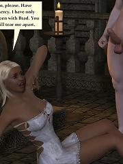 Kinky 3D Princess