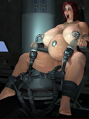Porn 3D BDSM Comics