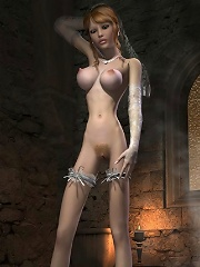 Tender Doll Masturbates And Penetrated By Mutants Dick^kingdom Of Evil 3d Porn XXX Sex Pics Picture Pictures Gallery Galleries 3d Cartoon