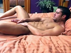 The sexy Cody get naked, admiring himself nude in the mirror