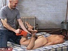 gay fucking machine torture porn clips