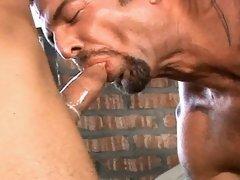 David Griffins cock getting sucked