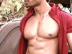 Indian Hot Male Model Actor Aryan Chaudhary Portfolio By Prashan Samtani
