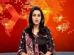 Pakistani News Caster Slip Of Tongue