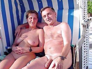 Mature Nudists Couples