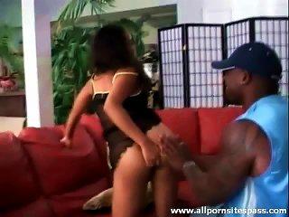 Nubile Ebony Teen Getting Her  Eaten Out