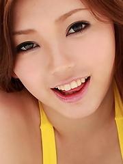 Pink Lady Mei Miura Strips
