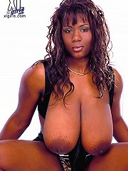 Girls with big jugs getting nailed and taking seminal spurt.