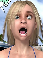 Crazy XXX 3D World 3D Sexy...