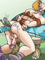 Street Fighter^She Ani Male futanari porn sex xxx futa shemale cartoon toon drawn drawing hentai gay tranny