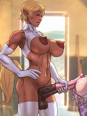 Sexy and naughty toon shemales^Shemale Toons Futanari porn sex xxx futa shemale cartoon toon drawn drawing hentai gay tranny