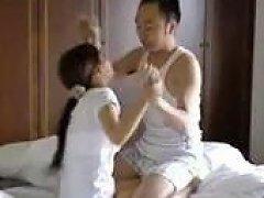 Asian Guy Tease And Fucks His Sexy Asian Slut