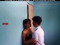 Indian College  With Boyfriend Indian Desi Indian Cumshots