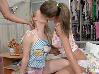 Girlfriends Fucked In All Holes Teen Video