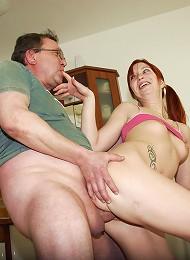Senior Banging Teen Redhead Wild Teen Porn Pix