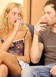 Sex After The Wine Teen Porn Pix