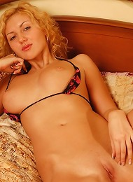Delicious Young Lady Levani Strips Naked Teen Porn Pix