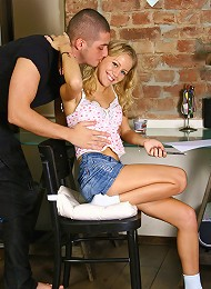 Nubiles.net Jelena - Gorgeous Jelena Gets A Explosion In The Mouth After Receiving A Deep Drilling From Her Hot Boyfriend Teen Porn Pix