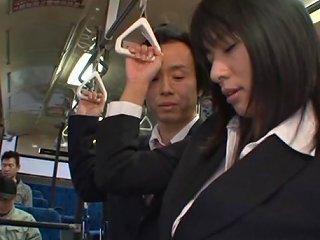 TXxx Video - Hana Haruna Is A Hot Asian MILF Fucking In Public